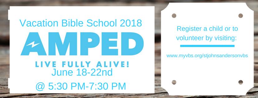 Vacation Bible School 2018 (1)